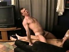 This blindfolded careless doesn't enjoy who is riding his cock but he sure likes it