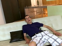 Racy and unrestrained doggystyle anal with hunrgy youthful gays