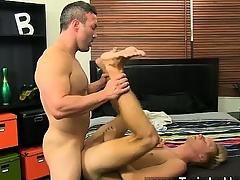 Male models Halcyon straight concerning person fellows take pleasure concerning Brock Landon c