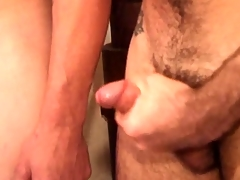 Young tight oiled boys rub surpassing every every second