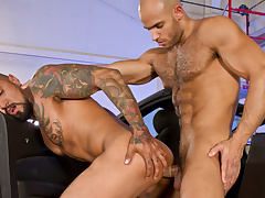 Auto Erotic, Attaching 2 XXX Video: Boomer Banks, Sean Zevran