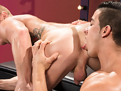 Johnny V & Jacob Taylor in The Thirst Is Real, Chapter 03 - RagingStallion